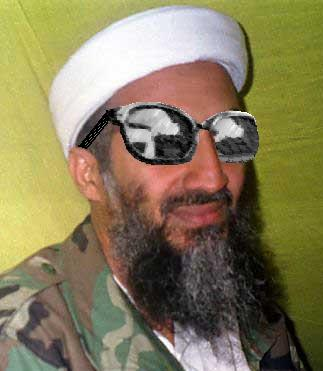Osama, Or Is It Elvis?