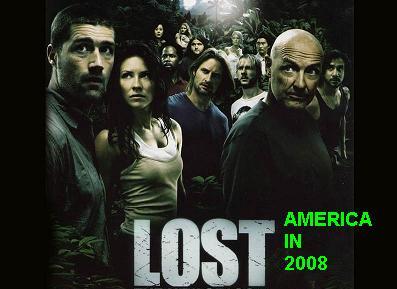 LOST: America In 2008