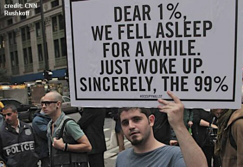 Occupy Wall Street: We're Just Getting Warmed Up